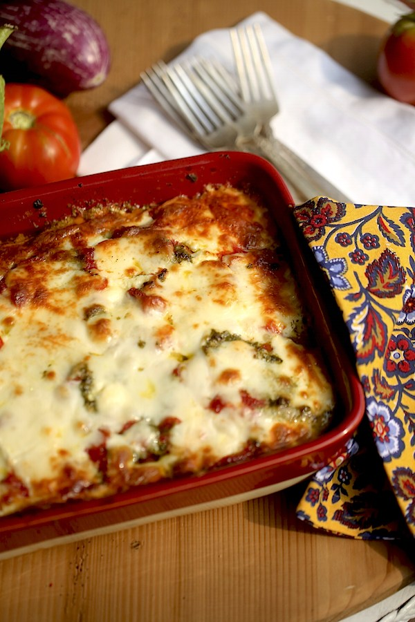 Eggplant-Lasagna-Casserole - Southeast Produce Weekly